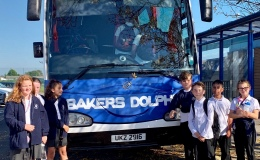 School children ask for more after being whisked away to watch Oliver