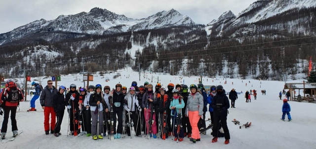 Bakers Dolphin beats Storm Dennis to save school ski trip