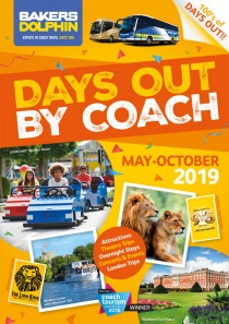Days Out by Coach May to October 2019