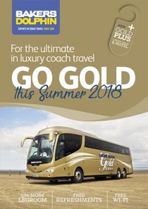 Gold Coach Holidays 2018
