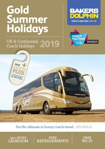 Gold Coach Summer Holidays 2019
