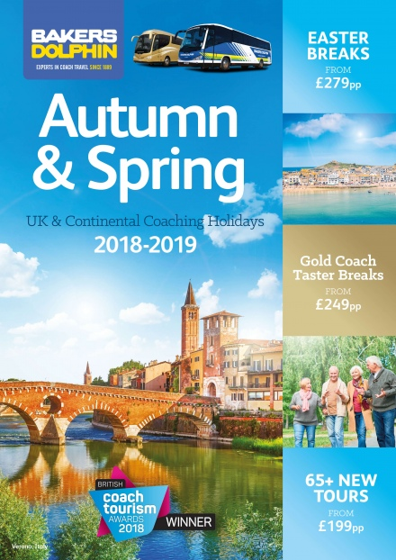 Autumn and Spring holidays Brochure