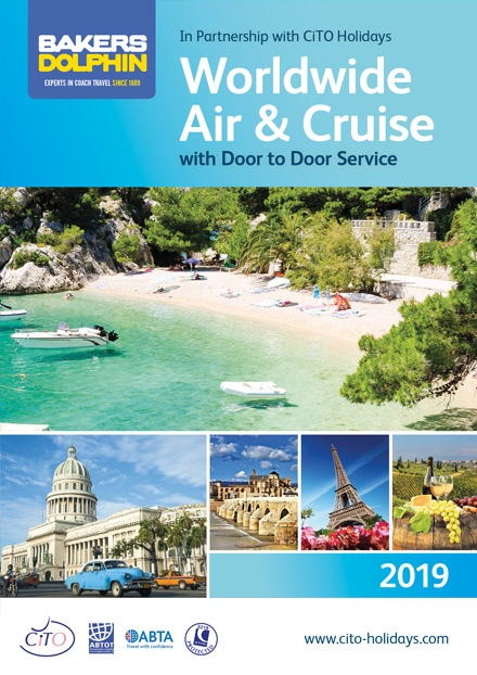 Air and Cruise holidays Brochure