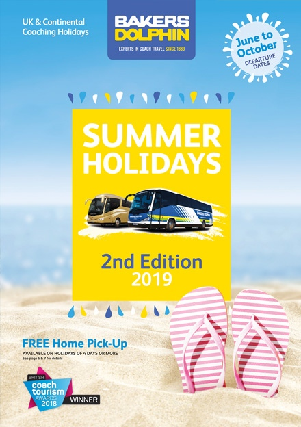 Summer holidays Brochure