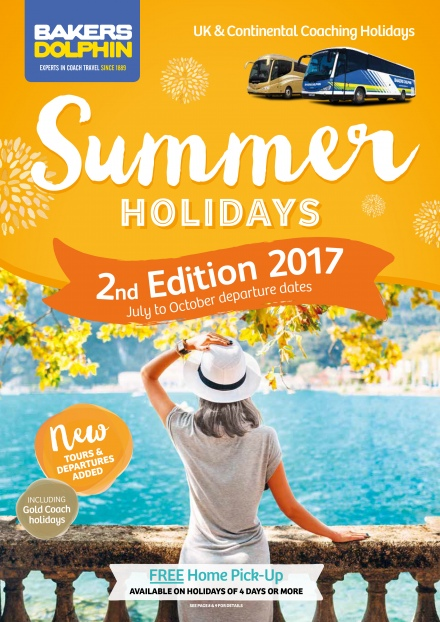 Group Holidays Brochure