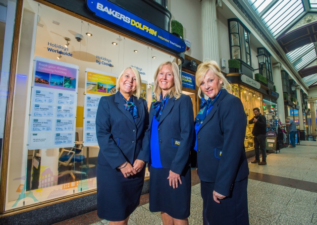 Broadmead travel shop recognised for awards
