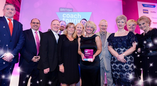 Double delight for Bakers Dolphin at top industry awards