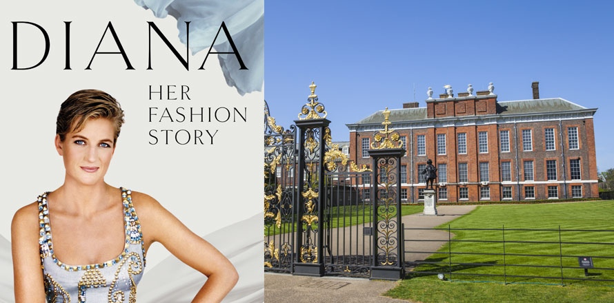 Kensington Palace and the Diana Exhibition