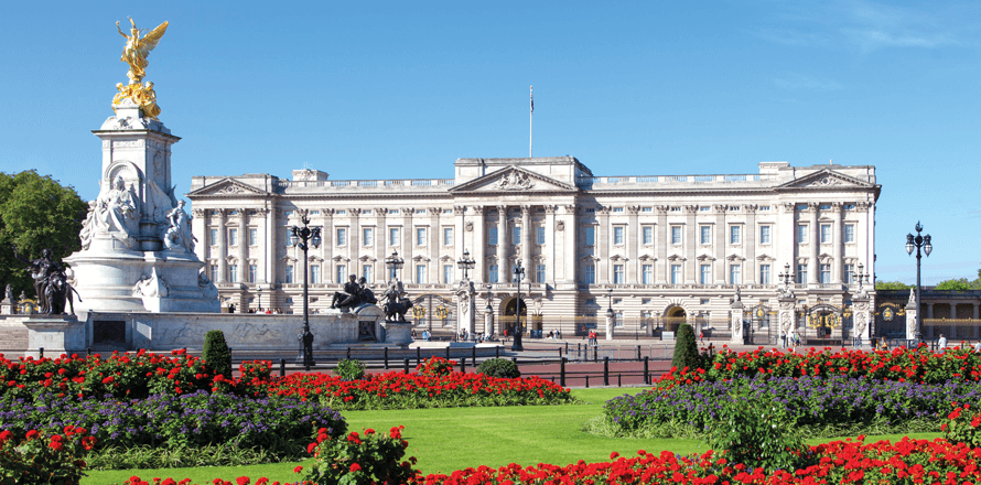Buckingham Palace & Garden Highlights Tour 2019