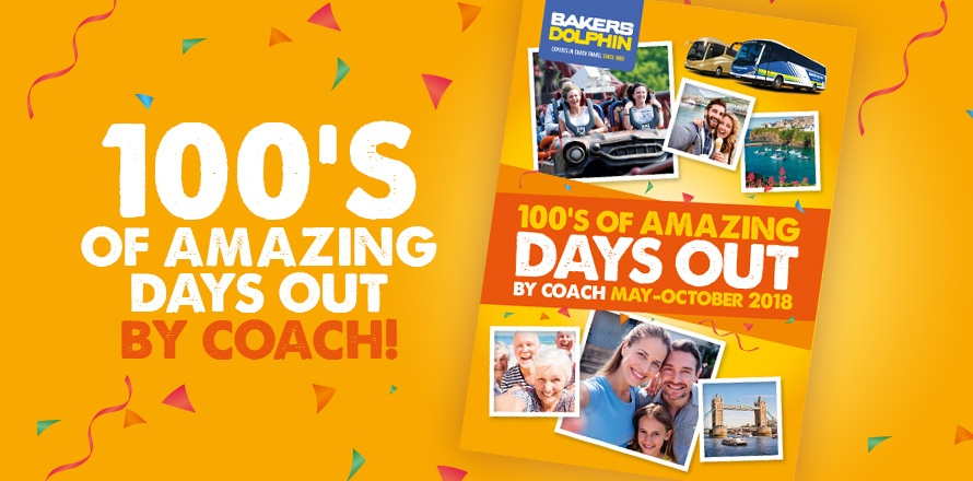 Days Out 2018 brochure out now!