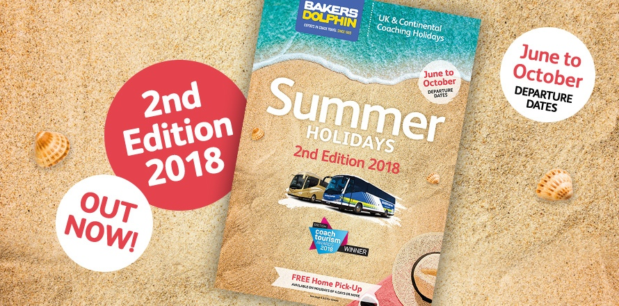 Summer 2nd Edition 2018 brochure out now
