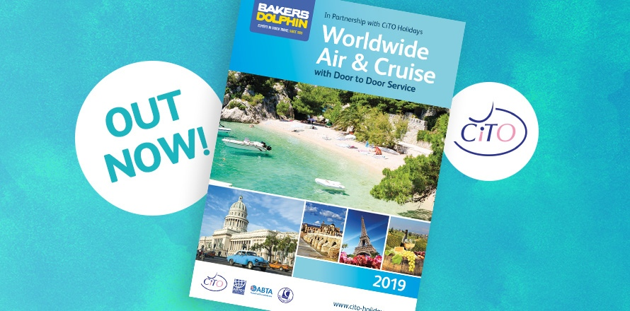 Air & Cruise CiTO Holidays 2019 brochure