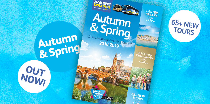 Autumn & Spring 2018/19 brochure out now