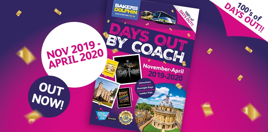 Our latest Days Out brochure!