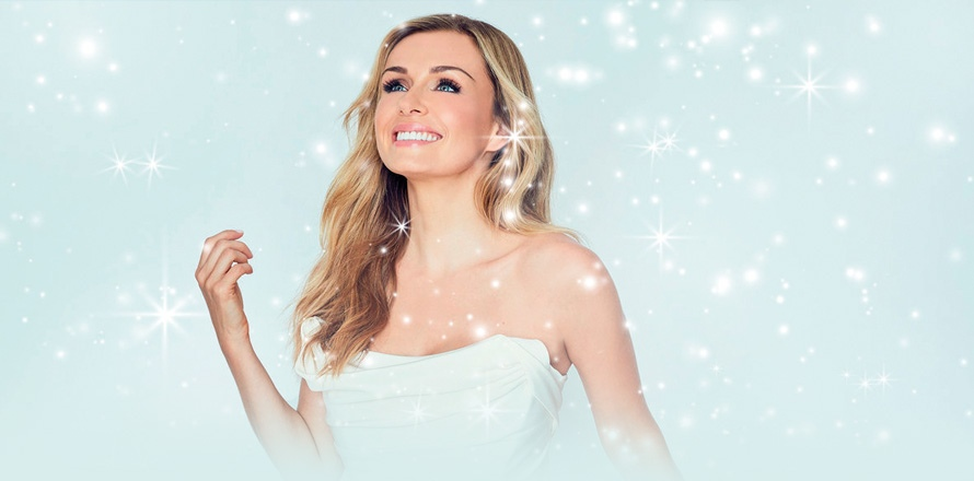 Katherine Jenkins at Royal Albert Hall