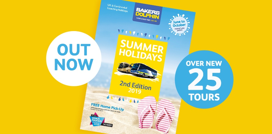 Summer 2nd Edition 2019 brochure out now