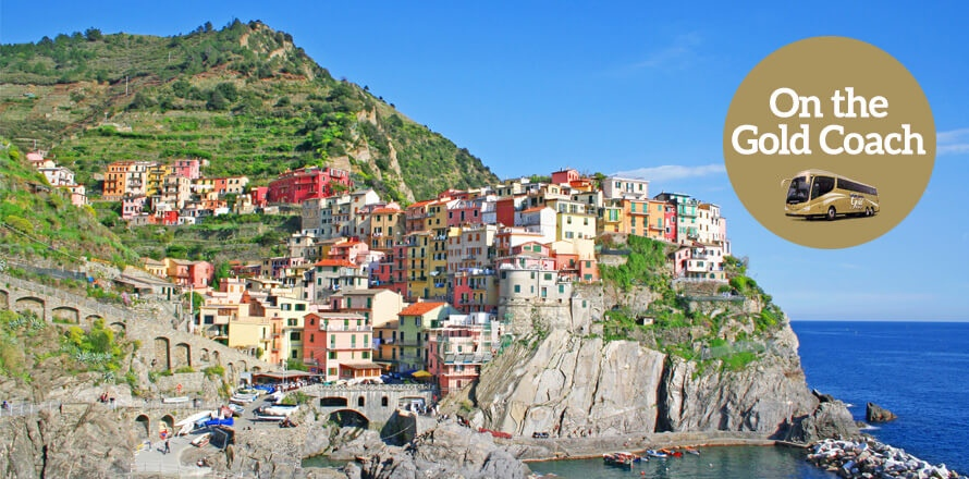 Gold Tuscany & the Cinque Terre