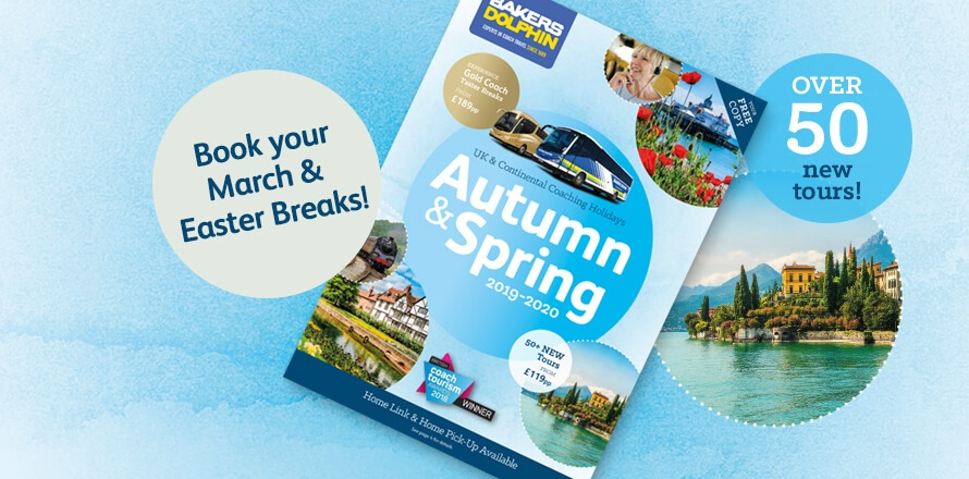 Book your March & Easter Breaks!