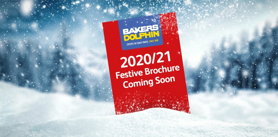 Festive Brochure 2020/21 Coming Soon!