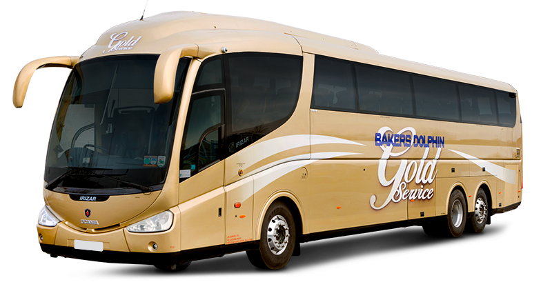 Coach And Fleet For Hire Bakers Dolphin